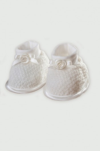 Pletene papučice Bella
