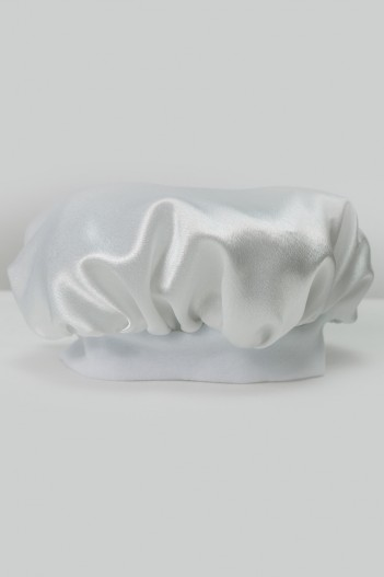 Satenska kapa za krštenje (dječaci)